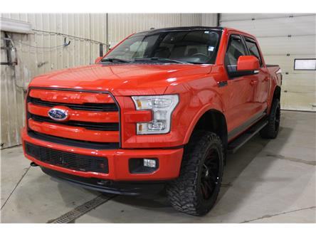 2016 Ford F-150  (Stk: KP009) in Rocky Mountain House - Image 1 of 27
