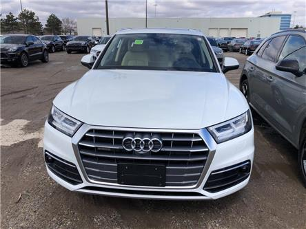 2019 Audi Q5 45 Technik (Stk: 50383) in Oakville - Image 2 of 5