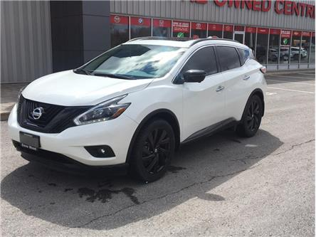 2018 Nissan Murano SV (Stk: 13805) in Newmarket - Image 1 of 13
