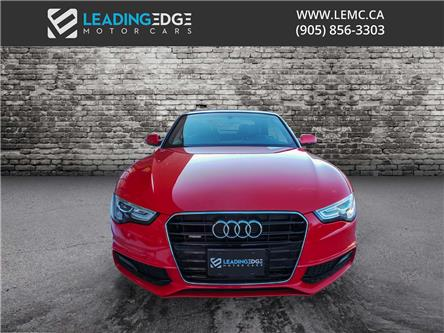 2015 Audi A5 2.0T Technik (Stk: 10479) in Woodbridge - Image 2 of 22