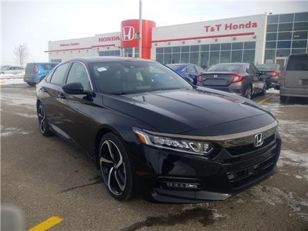 2019 Honda Accord Sport 1.5T (Stk: 2190755) in Calgary - Image 1 of 9
