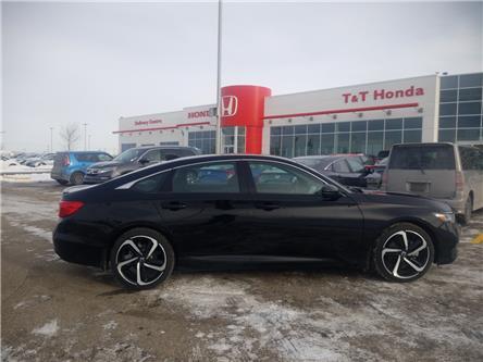 2019 Honda Accord Sport 1.5T (Stk: 2190755) in Calgary - Image 2 of 9