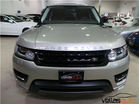 2016 Land Rover Range Rover Sport V8 Supercharged (Stk: NP2241) in Vaughan - Image 2 of 27