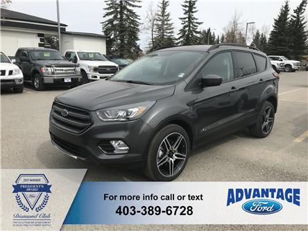 2019 Ford Escape SEL (Stk: K-1084) in Calgary - Image 1 of 5