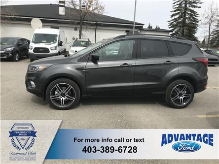 2019 Ford Escape SEL (Stk: K-1084) in Calgary - Image 2 of 5