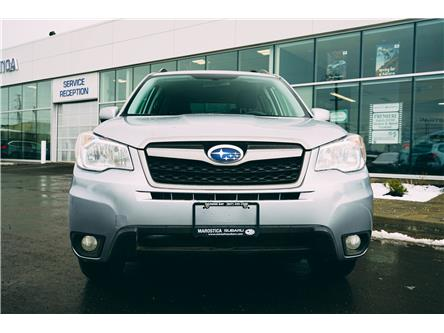 2016 Subaru Forester 2.5i Convenience Package (Stk: 14750ASZ) in Thunder Bay - Image 1 of 9