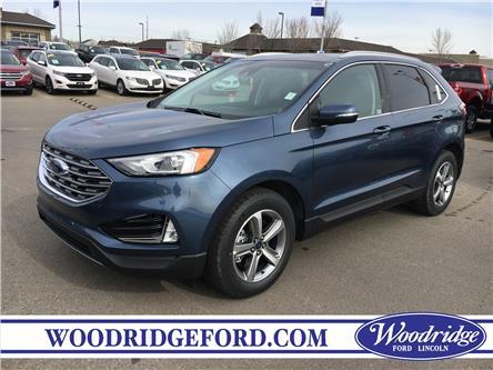 2019 Ford Edge SEL (Stk: K-1080) in Calgary - Image 1 of 5