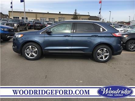 2019 Ford Edge SEL (Stk: K-1080) in Calgary - Image 2 of 5