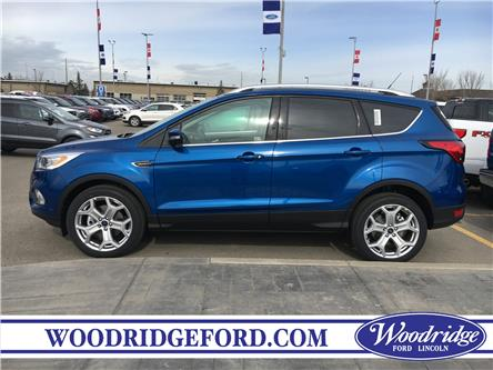 2019 Ford Escape Titanium (Stk: K-1232) in Calgary - Image 2 of 5