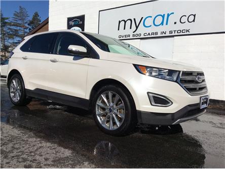 2017 Ford Edge Titanium (Stk: 190405) in Richmond - Image 1 of 19