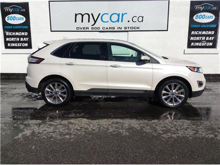 2017 Ford Edge Titanium (Stk: 190405) in Richmond - Image 2 of 19