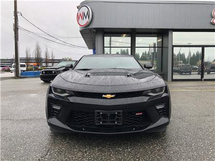 2018 Chevrolet Camaro 2SS (Stk: 18-116301) in Abbotsford - Image 2 of 14