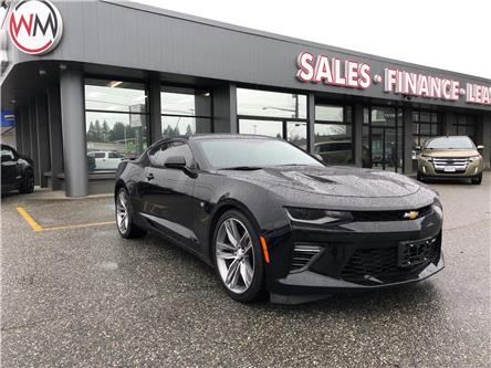 2018 Chevrolet Camaro 2SS (Stk: 18-116301) in Abbotsford - Image 1 of 14
