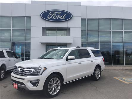 2018 Ford Expedition Max Limited (Stk: A6015) in Perth - Image 1 of 13