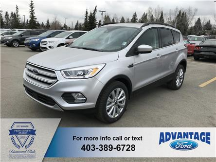 2019 Ford Escape SEL (Stk: K-1085) in Calgary - Image 1 of 5
