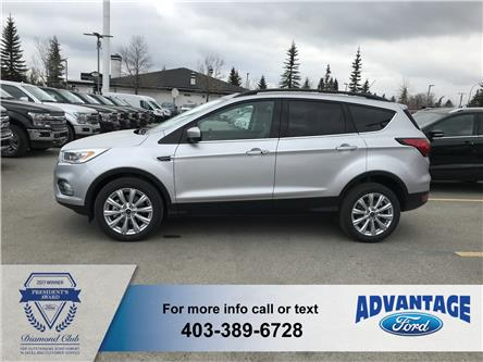 2019 Ford Escape SEL (Stk: K-1085) in Calgary - Image 2 of 5
