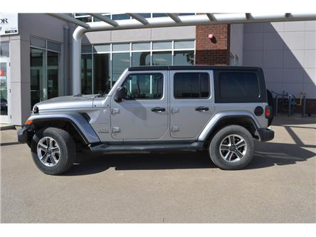 2018 Jeep Wrangler Unlimited Sahara (Stk: 33907241) in Regina - Image 2 of 44