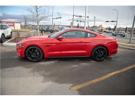 2019 Ford Mustang GT Premium (Stk: KK-103) in Okotoks - Image 2 of 5