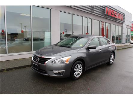 2014 Nissan Altima 2.5 S (Stk: 8Q0089C) in Nanaimo - Image 1 of 9
