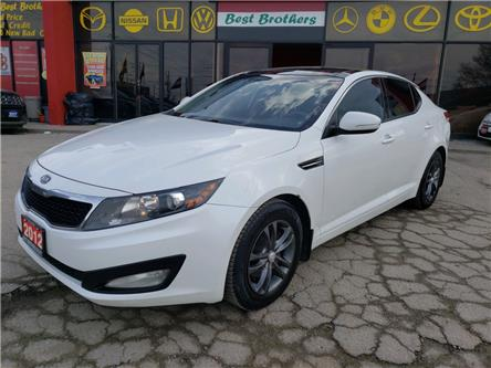2012 Kia Optima LX (Stk: 294732) in Toronto - Image 1 of 14