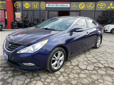2013 Hyundai Sonata Limited (Stk: 524360) in Toronto - Image 1 of 15