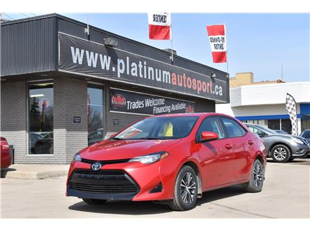 2018 Toyota Corolla CE (Stk: pp432) in Saskatoon - Image 1 of 24
