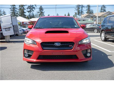 2015 Subaru WRX STI Base (Stk: VW0869A) in Vancouver - Image 2 of 26