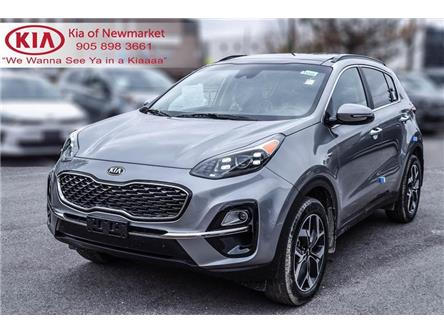 2020 Kia Sportage EX Tech (Stk: 200015) in Newmarket - Image 1 of 23