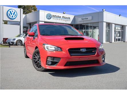 2015 Subaru WRX STI Base (Stk: VW0869A) in Vancouver - Image 1 of 26