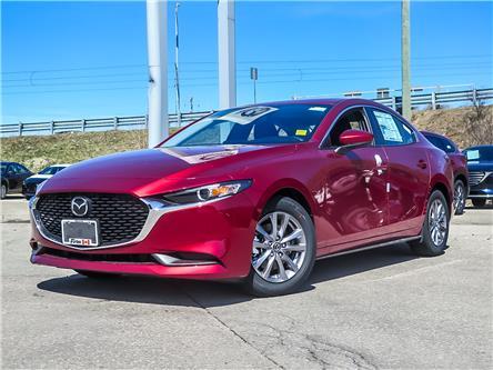 2019 Mazda Mazda3  (Stk: A6544) in Waterloo - Image 1 of 19