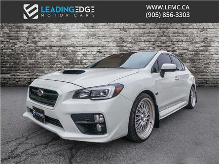 2015 Subaru WRX Sport-tech Package (Stk: 11304 R) in Woodbridge - Image 1 of 18