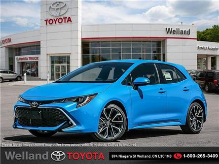 2019 Toyota Corolla Hatchback Base (Stk: COH6061) in Welland - Image 1 of 24