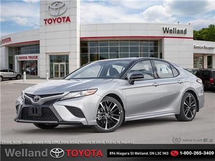 2019 Toyota Camry XSE (Stk: CAM6128) in Welland - Image 1 of 24