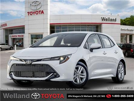 2019 Toyota Corolla Hatchback Base (Stk: COH6366) in Welland - Image 1 of 24