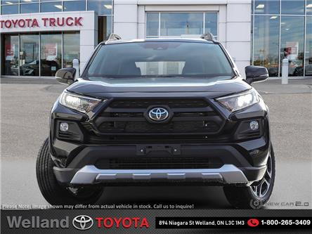 2019 Toyota RAV4 Trail (Stk: RAV6412) in Welland - Image 2 of 24