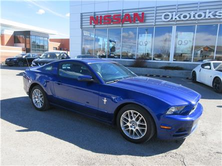 2013 Ford Mustang V6 Premium (Stk: 8827) in Okotoks - Image 1 of 20