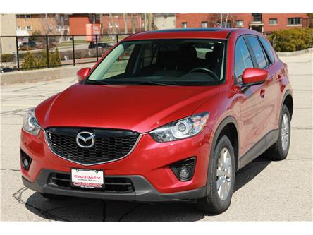2014 Mazda CX-5 GS (Stk: 1903102) in Waterloo - Image 1 of 29