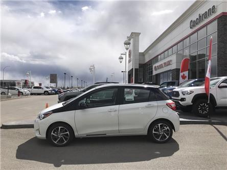 2019 Toyota Yaris SE (Stk: 190245) in Cochrane - Image 2 of 14
