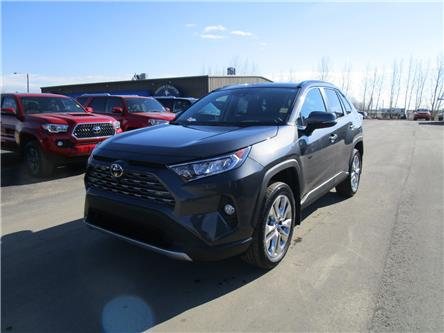 2019 Toyota RAV4 Limited (Stk: 199123) in Moose Jaw - Image 1 of 42