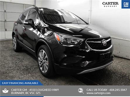 2019 Buick Encore Preferred (Stk: E9-69270) in Burnaby - Image 1 of 12