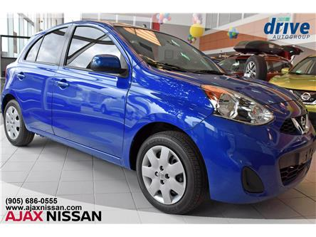 2019 Nissan Micra SV (Stk: P4115CV) in Ajax - Image 1 of 25