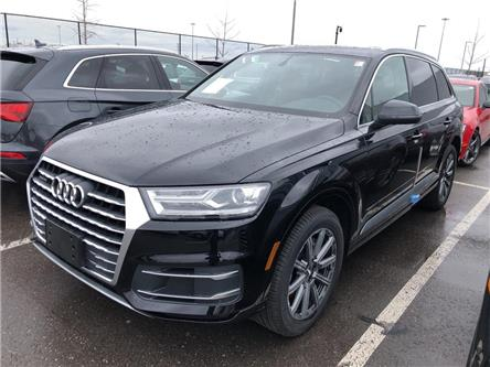 2019 Audi Q7 45 Komfort (Stk: 50534) in Oakville - Image 1 of 5