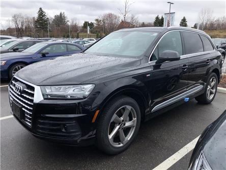 2019 Audi Q7 55 Technik (Stk: 50542) in Oakville - Image 1 of 5