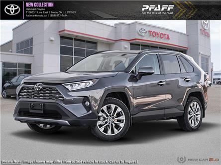 2019 Toyota RAV4 AWD Limited (Stk: H19392) in Orangeville - Image 1 of 24