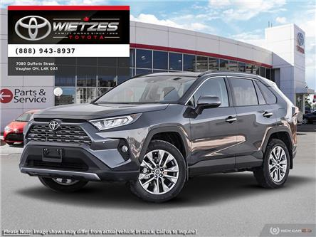 2019 Toyota RAV4 AWD Limited (Stk: 68537) in Vaughan - Image 1 of 24