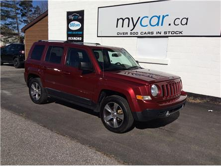 2016 Jeep Patriot Sport/North (Stk: 190406) in Kingston - Image 1 of 19