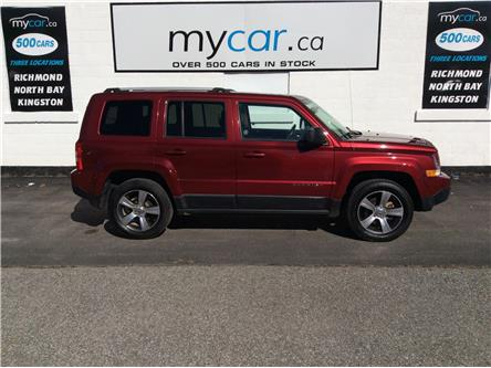 2016 Jeep Patriot Sport/North (Stk: 190406) in Kingston - Image 2 of 19