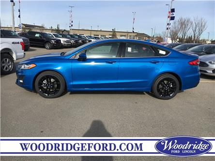 2019 Ford Fusion SE (Stk: K-291) in Calgary - Image 2 of 5