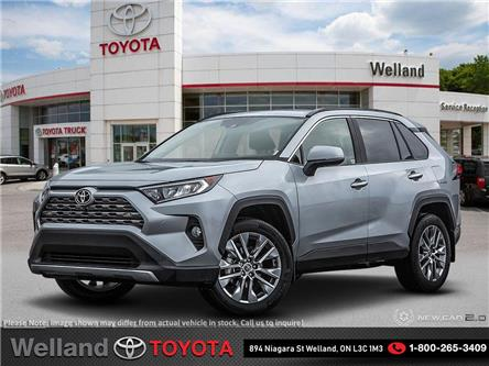 2019 Toyota RAV4 Limited (Stk: RAV6505) in Welland - Image 1 of 24