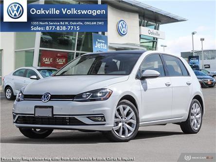 2019 Volkswagen Golf 1.4 TSI Execline (Stk: 21253) in Oakville - Image 1 of 23